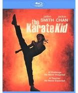 The Karate Kid (Blu-ray Disc, 2010) + Ultra-Violet Copy - $11.99