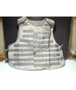 POINT BLANK BODY ARMOUR PLATE CARRIER WITH INSERTS ~ SZ LRG ~ interceptor - $259.95
