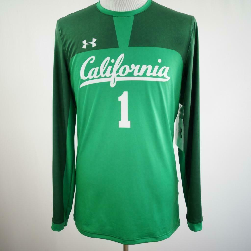Under Armour Sample California L/S Soccer Goalie Jersey NWT Sz L - $48.28