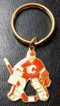 Calgary Flames Keychain Hockey Pin - Official NHL Product - $7.38
