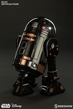 SIDESHOW DROID OF OF STAR WARS R2 - Q5 1/6 Figure New - $259.99
