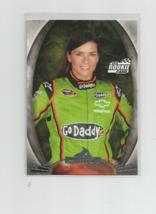 Danica Patrick Go Daddy 2012 Press Pass Ignite Racing Rookie Card #30 - $7.69