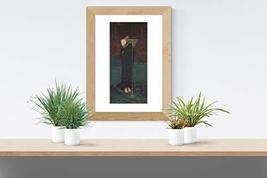 """Circe Invidiosa - John William Waterhouse - Art Print - 13"""" x 19"""" - Custom Sizes - $25.00"""