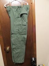 Propper Trousers, Combat, Olive Green -- Medium, Long - $15.00
