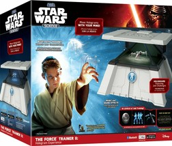 Uncle Milton Disney Star Wars The Force Trainer II Hologram Experience S... - $44.95