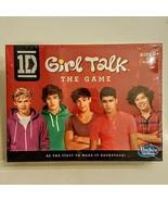 1D Girl Talk One Direction Hasbro Trivia Board Game Boy Band Slumber Par... - $19.78