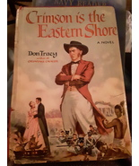 Crimson is the Eastern Shore by Don Tracy - $110.00