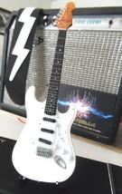 Ritchie Blackmore-Fender Stratocaster Olympic White 1:4 Nachbildung Gitarre ~ image 2