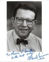 Sen. Paul Simon (d. 2003) Signed Autographed Glossy 8x10 Photo - $29.99