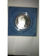 20 Balboas Panama 1971 Proof Coin 2k grn Sterling  + Certificate of Auth... - $2,000.00