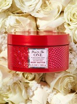 NEW Bath & Body Works You're The One 6.5 oz Whipped Glow-tion (Body Butter) SOLD - $41.00