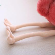 30cm Flamingo plush Toy Bird Plush Stuffed Animal Wildlife Artists 1PCS NEW - $16.00