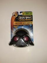 Star Wars Angry Birds Foam Flyers Darth Vader Pig Ball New - $14.84