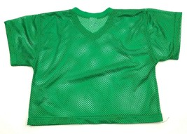 NEW Champro Football Jersey Youth Size Extra Large YXL Green Mesh Scrimm... - $17.83