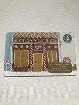 Starbucks Gift Card - New - Starbucks Gingerbread Store 2016 - $1.19
