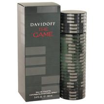 The Game by Davidoff Eau De Toilette Spray 3.4 oz for Men #501567 - $35.33