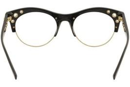 e3c353b98a Authentic Versace Eyeglasses VE3232 GB1 Black Frames 52MM Rx-ABLE -  95.03