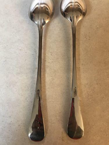 Eton By Wallace Sterling Silver Casserole Spoon HHWS 11 12 Custom Made