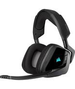 Corsair VOID RGB ELITE Wireless Premium Gaming Headset with 7.1 Surround... - $127.72