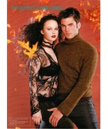 Wes Bentley Thora Birch teen magazine pinup clipping American Beauty Jap... - $3.50