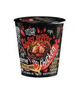 24 x Mamee Daebak Instant Ramen Noodle Korean Ghost Pepper HOT SPICY CHI... - $149.80