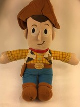 "Disney Pixar Toy Story Woody Plush Cowboy Rag Doll Stuffed Toy 18"" - $9.90"