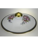 Royal Doulton Centennial Rose Covered Vegetable Lid Only - $45.49