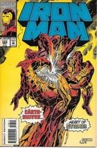 Iron Man Comic Book #298 Marvel Comics 1993 VERY FINE/NEAR MINT NEW UNREAD - $2.75