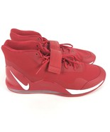 Nike Air Force Max '19 Basketball Shoes Men's size 15.5 Red AR4095 603 - $100.63