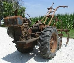 Bolens 8HP Garden Tractor, Vintage Cultivator, Kohler Cast Iron Line K181, - $299.00