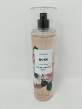 Bath and Body Works Rose Fine Fragrance Mist 8  Fl Oz New Unused Discont... - $9.89