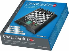 Chess computer - Millennium ChessGenius PRO - Digital electronic chess s... - $181.51