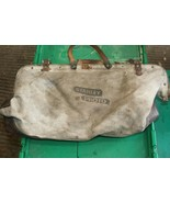 """Stanley Proto 24"""" Canvas & Leather Bag Professional - $49.00"""