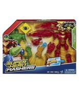 Marvel Super Hero Mashers Hulkbuster vs Hulk Mash - New / Sealed - $67.88