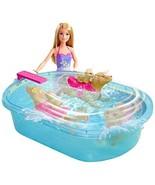 Barbie DMC32 Barbie Swimmin' Pup Pool Doll  - $259.00