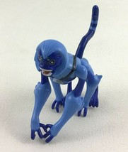 "Ben 10 Spidermonkey 4"" Figure Cartoon Network Blue Animal Alien 2008 Bandai - $22.23"