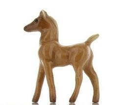 Hagen Renaker Miniature Horse Tiny Chestnut Colt Ceramic Figurine