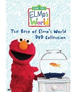 Best of Elmo's World DVD Collection - $67.62