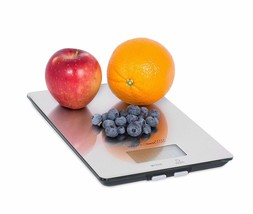 Internets Best Digital Kitchen and Food Weight Scale with Glass Top  Acc... - €23,77 EUR