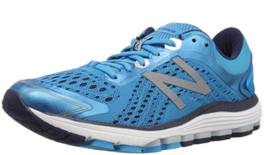 New Balance 1260 v7 Size 10.5 M (B) EU 42.5 Women's Running Shoes Blue W1260PP7