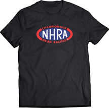 NHRA National Hot Rod Association Black T shirt Tees Size S-5XL - $19.99+