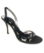 New Max Studio Evening Black Sandals Pumps 10 Shoes Max Studio - $22.50