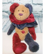 TBC Limited Teddy Bear Brown, Red, and blue - $19.79