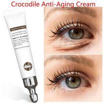 Magic Eye Cream Dark Circle Anti-Wrinkle Eye Bags Repair Crocodile Eye Serum Pep - $17.99