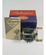 SHAKESPEARE DIRECT DRIVE 1950 REEL  11/27/16OK  IN  BOX   WORKS - $34.18