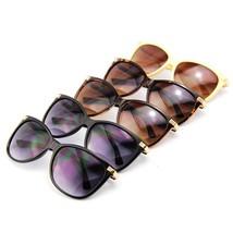 Newest Cat Eye Classic Brand Sunglasses Women Vintage Sun Glasses Plasti... - $13.63