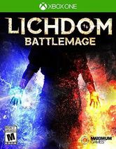 Lichdom: Battlemage - Xbox One Video Game New - $16.99