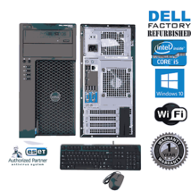 Dell Precision T1700 Computer i5 3570 3.40ghz 8gb 500GB SSD Windows 10 6... - $420.89