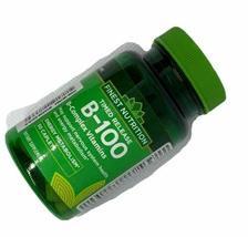 Finest Nutrition Energy Metabolism B-100, B-Complex Vitamins, 50 Caplets - $14.99
