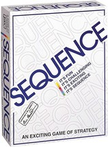 Jax Sequence - Original Sequence Game with Folding Board, Cards and Chips by Jax - $44.99